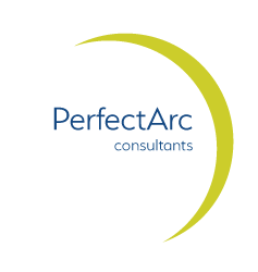 Anna Wilde trading as PerfectArc Consultants - websites, social media, free IT advice for Herefordshire businesses Logo