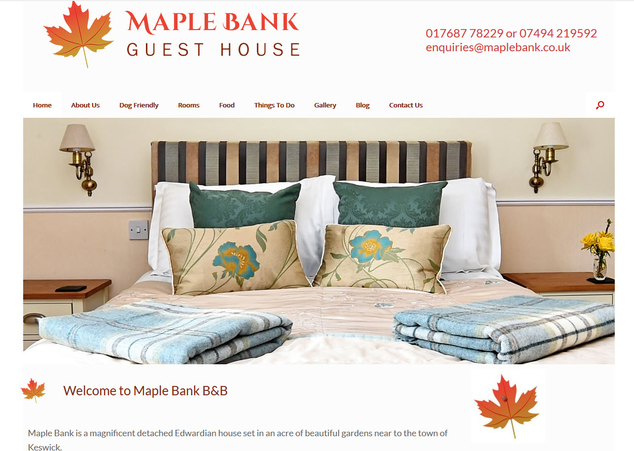 Maple Bank Guest House